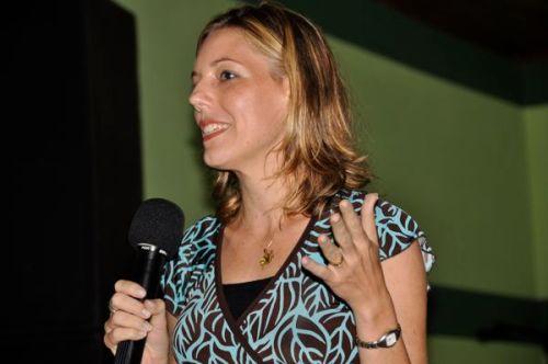 Ruth starts off Cristoval 2009