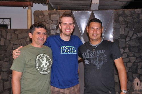 Marlison, Me and Juarez