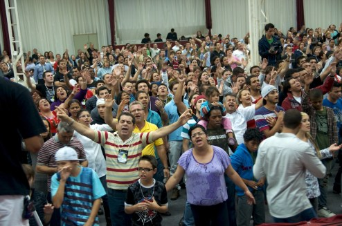 The hunger and thirst for God was palpable!