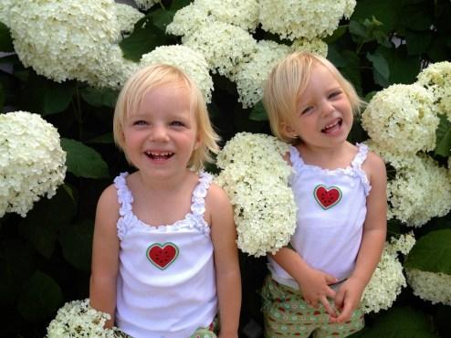 Flower girls 2x this year