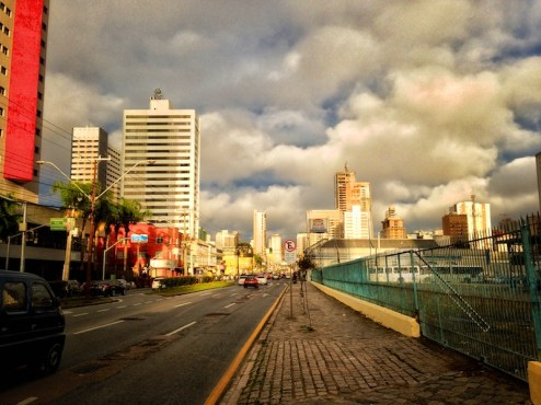 Curitiba —Southern Brazil