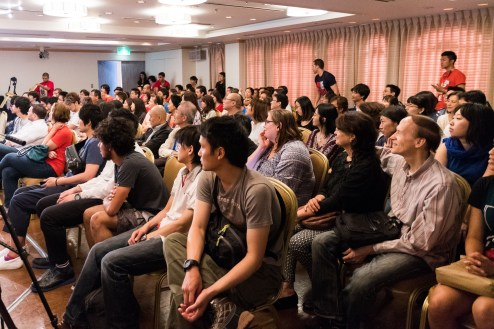Our preview service in June was packed — a sign of things to come!