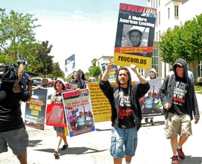 Sanford FL June 10, mobilizing for justice for Trayvon