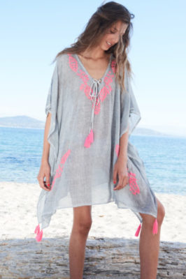 tunique kaftan