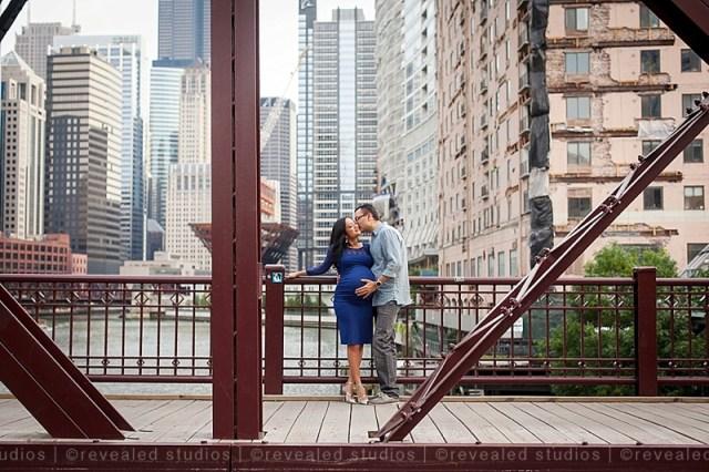 maternity shoot photos by Revealed Studios