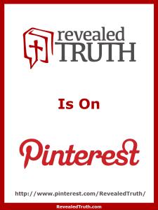 Revealed Bible Truth on Pinterest