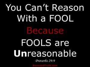 Proverbs 29:9