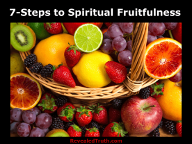 Download a Free Bible Lesson on How to Become More Fruitful Spiritually
