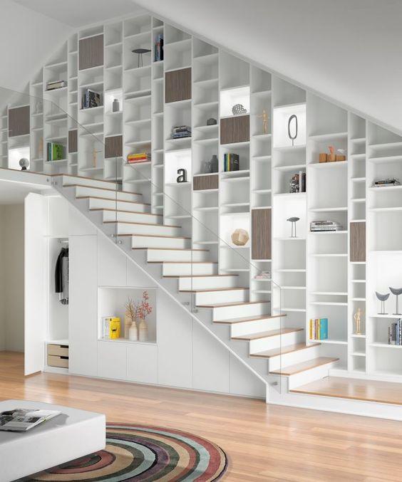 4 Bibliothques Incroyables Sous Combles Rve De Combles