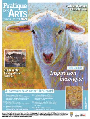 supplément pastel n° 27 de Pratique des Arts d'avril-mai 2015