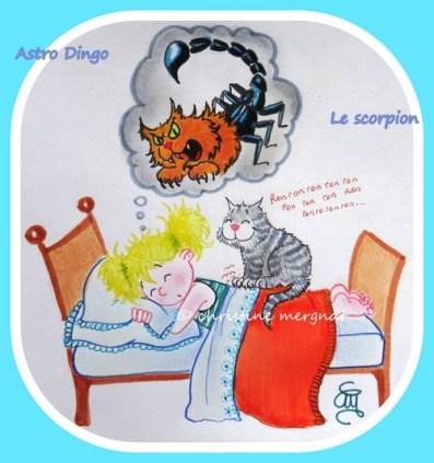 """astro-dingo """"le scorpion"""""""