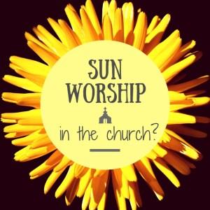 SUN WORSHIP (1)