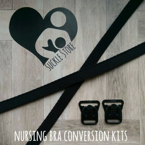 Nursing Bra Conversion Kit