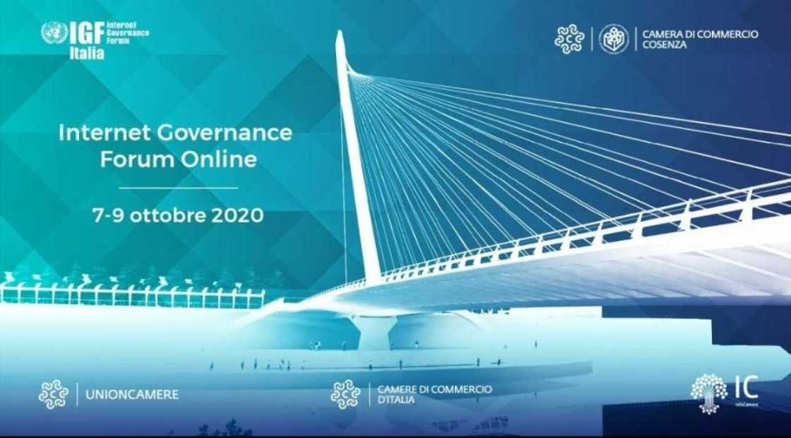Internet Governance Forum Italia 2020