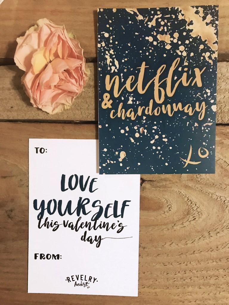 wine, merlot, chardonnay, mimosas, valentine, galentine, set, pack, bff, bestie, wine, winentine, love yourself, gal, valentine's day, greeting card,