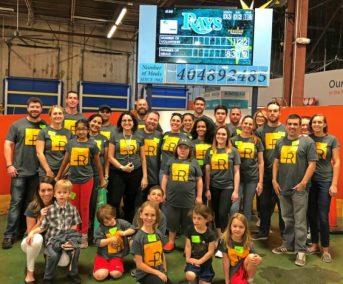 RMS associates attend Feeding Tampa Bay's Family Night