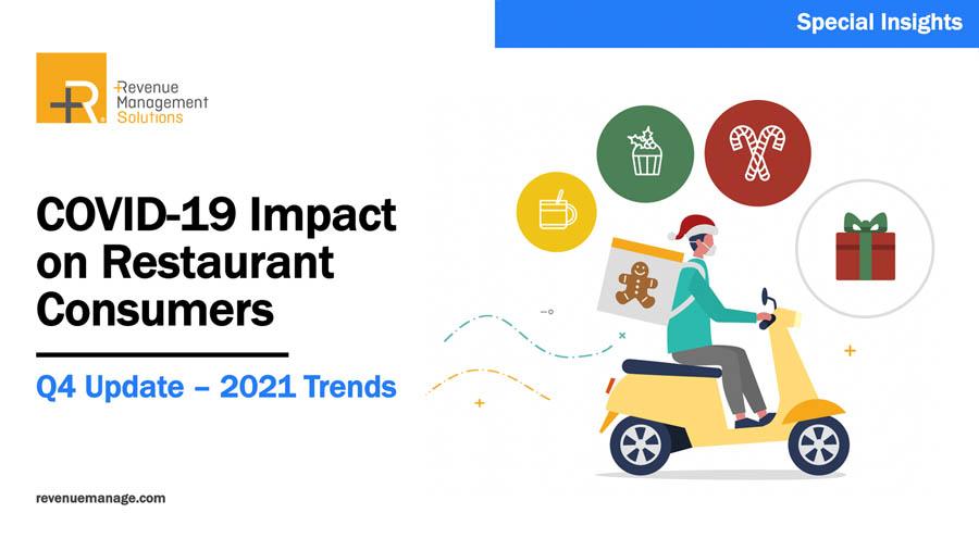 COVID-19 Restaurant Consumers Q4: 2021 Trends