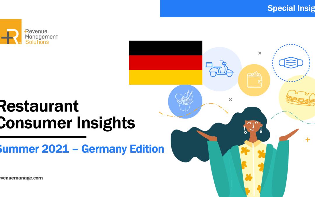 Summer 2021: Germany Edition