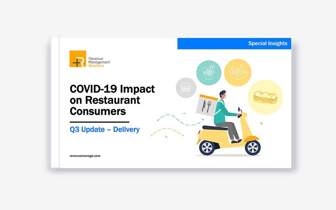 COVID-19 Impact 2020 Q3: Delivery Edition