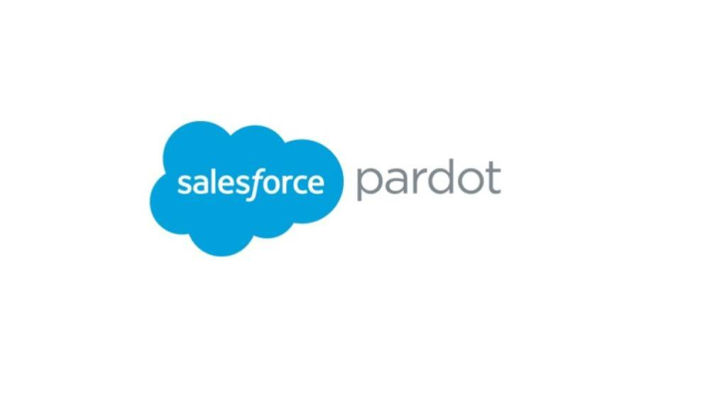 Salesforce Pardot Logo.