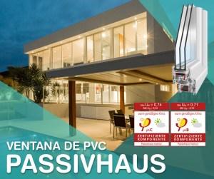 Ventanas Passivhaus ahorro energético Revenval