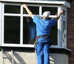 reparación ventana aluminio