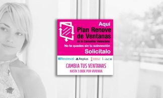 Plan renove ventanas 2019 valencia