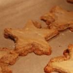 Christmas Cookies, Part 1: Zimtsterne
