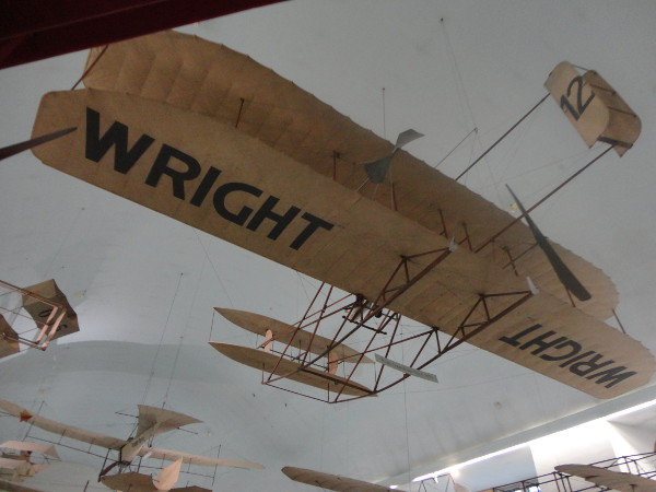 Wright Flyer at the Deutsches