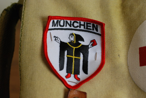 München souvenir patch