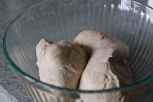Pain de Campagne dough