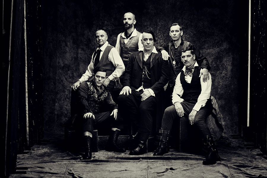 Learn German with the heavy metal music of Rammstein!