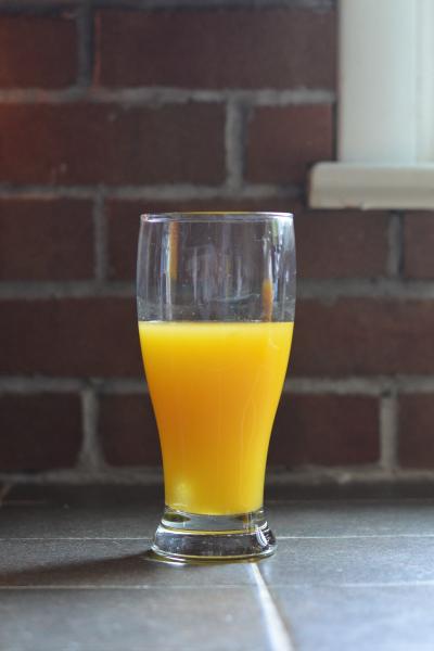 Mandarin ginger