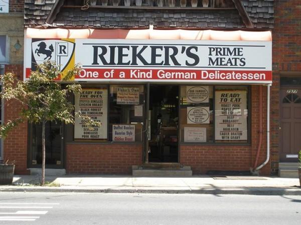 rieker's prime meats
