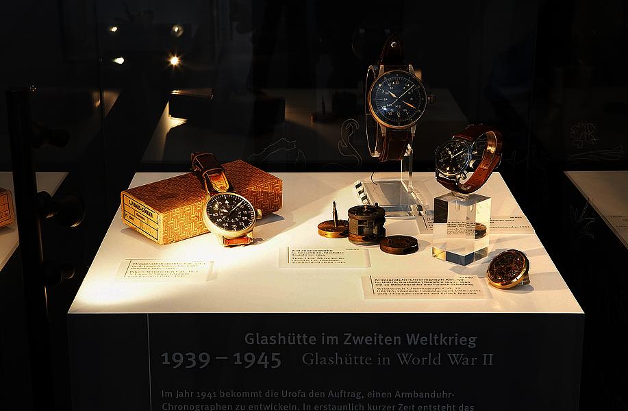 glashütte watches