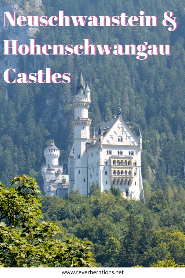 Neuschwanstein is Germany's most famous castle and a must-see site. Pair it with a visit to nearby Hohenschwangau castle for a perfect Bavarian day trip. #neuschwanstein #bavaria #germany #travel
