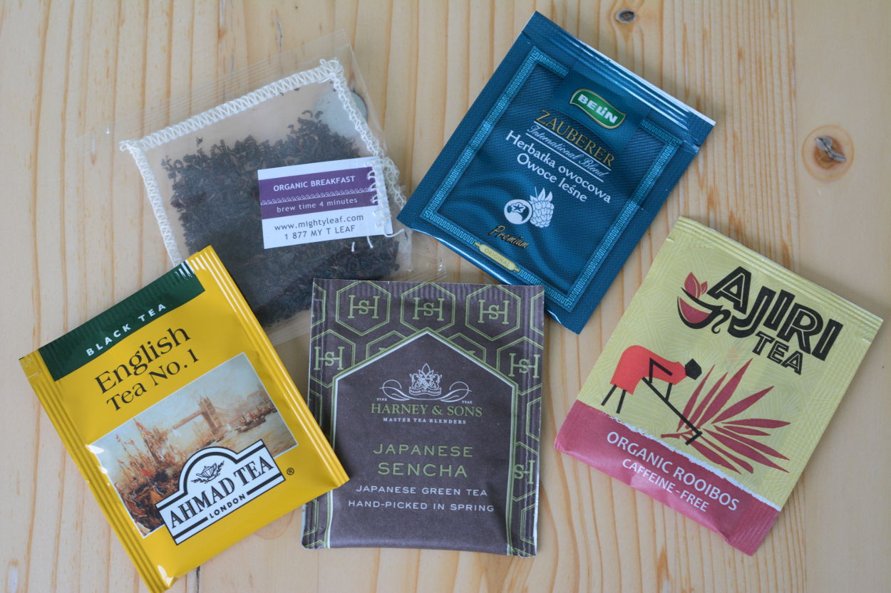 5 fantastic bagged teas to try