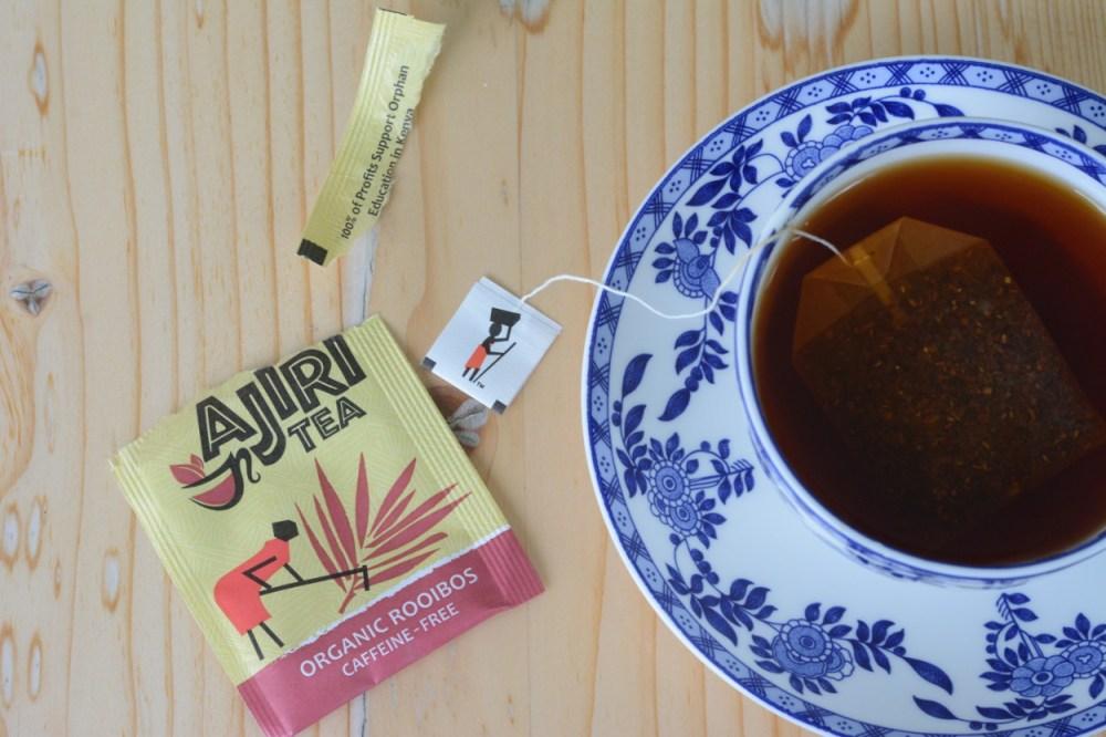ajiri roibos tea