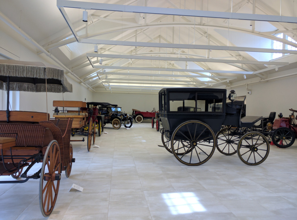 frick art and historical center vintage car and carriage museum pittsburgh