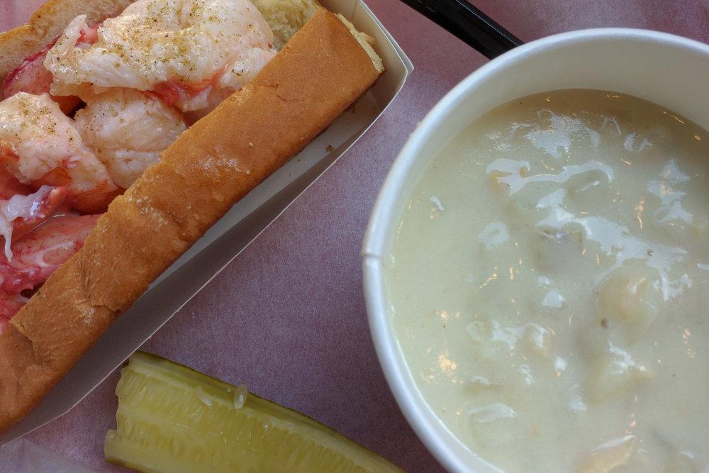 luke's lobster - eats in downtown Washington, DC