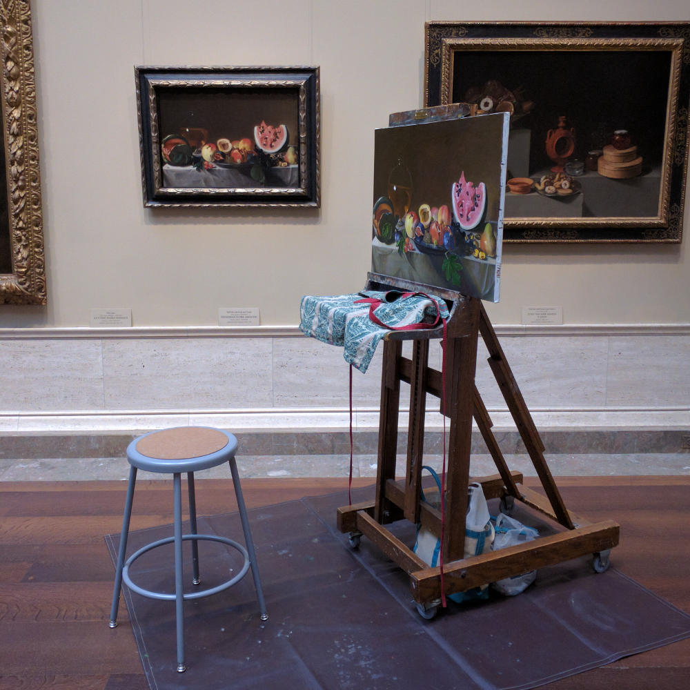 national gallery of art copyist program