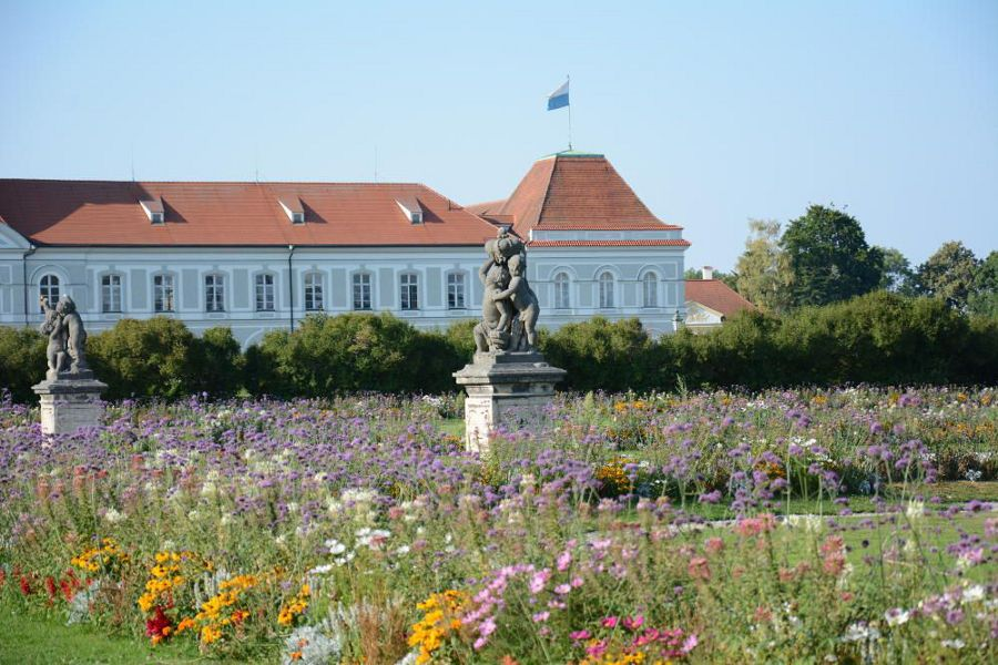 Explore Nymphenburg Palace and Park during 24 hours in Munich Germany.