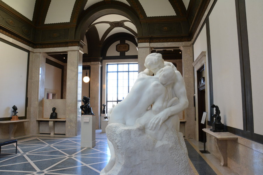 Philadelphia museums off the beaten path: rodin museum