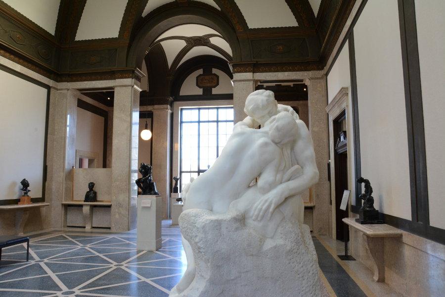 Philadelphia museums off the beaten path: rodin museum