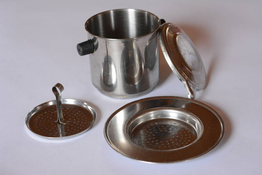 Vietnamese coffee filter phin