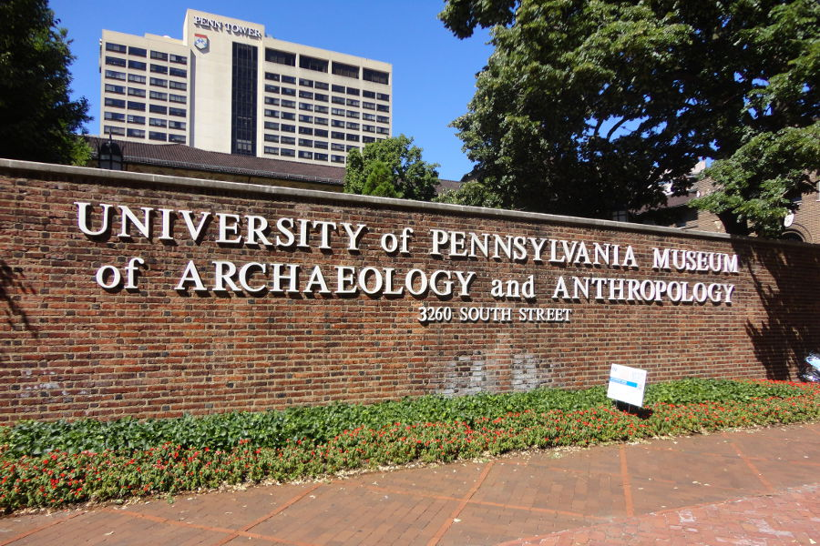 The University of Pennsylvania Museum of Archaeology and Anthropology is one of many world class Philadelphia museums.