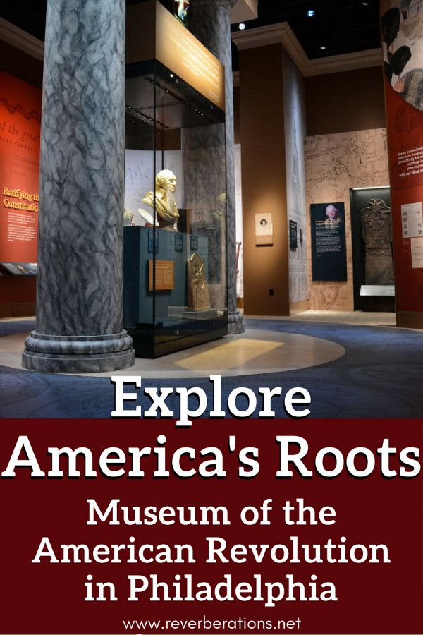 Philadelphia's Museum of the American Revolution shares the real stories of the struggles and war that helped found the United States. The perfect compliment to this historic city. #history #museum #philadelphia #philly #usa