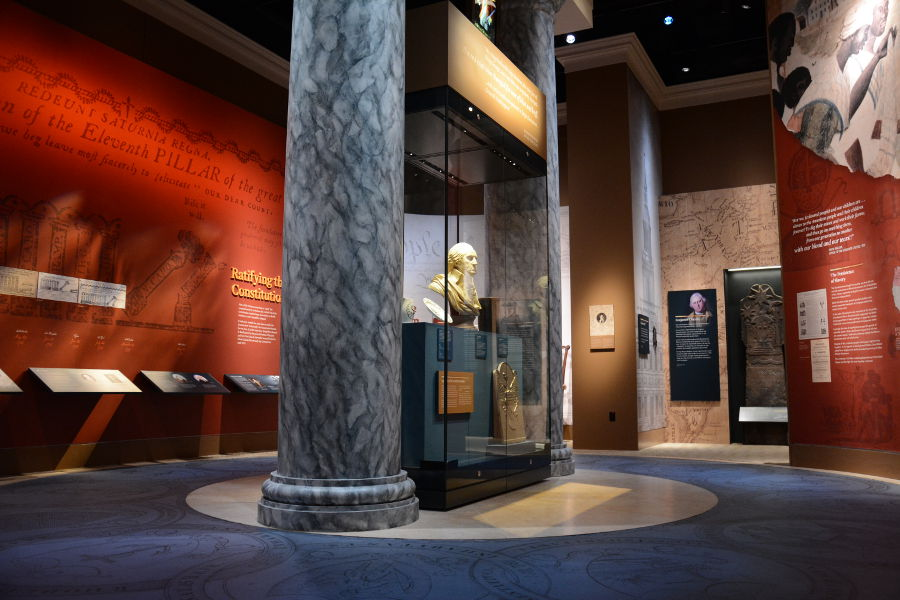 Philadelphia's Museum of the American Revolution is a must see for fans of American history.