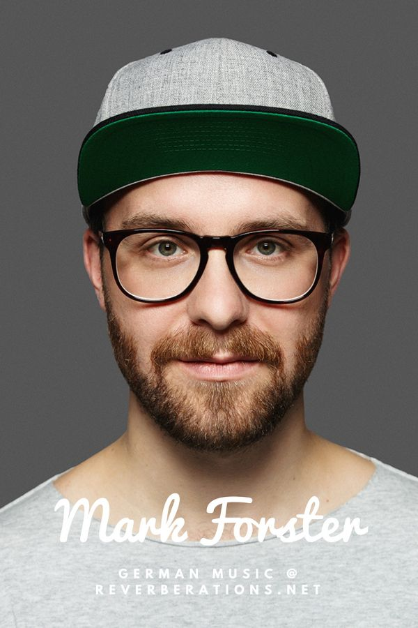 Music is a universal language so let's use music to practice the German language. Featured this month is pop singer Mark Forster.