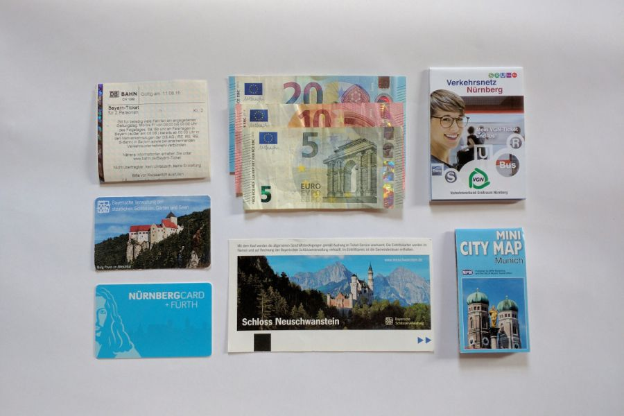 Save money traveling in Bavaria, Germany with a few simple tips!